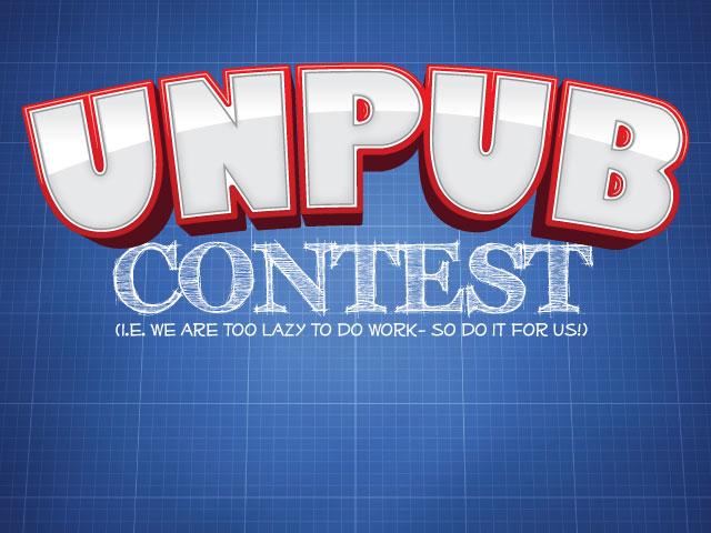 Unpub Slogan Contest- The Winner!